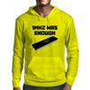 1MHZ WAS ENOUGH (Processor from the Commodore 64) Mens Hoodie