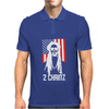 2 Chainz Flag Mens Polo