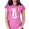2 Chainz Flag Womens Fitted T-Shirt