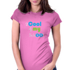 2 cool Womens Fitted T-Shirt