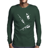 2 Guns FUNNY Mens Long Sleeve T-Shirt