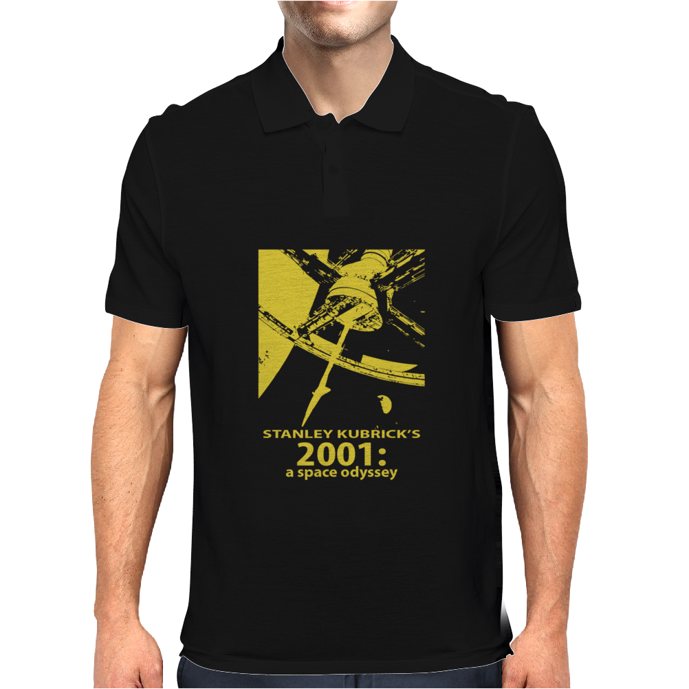 2001 A Space Odyssey Mens Polo