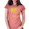 2001 A Space Odyssey Womens Fitted T-Shirt