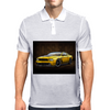 2012 Yellow Boss 302 Mens Polo