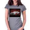 2012_Boss_302_silver_Laguna_Seca Womens Fitted T-Shirt