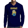 2015 Cute Minions Despicable Me Mens Hoodie