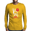 2015 Year Of The Goat Mandarin Chinese Mens Long Sleeve T-Shirt