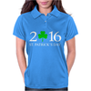 2016 St.Patricks Day Womens Polo