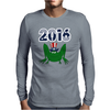 2016 VOTE for FROG Mens Long Sleeve T-Shirt