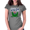 2016 VOTE for FROG Womens Fitted T-Shirt