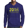 2016 Year Of The Monkey Mens Hoodie