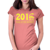 2016 Year Of The Monkey Womens Fitted T-Shirt