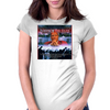 "20th Anniversary of the Million Man March ""JUSTICE OR ELSE"" Womens Fitted T-Shirt"