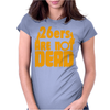 26ers Are Not Dead Womens Fitted T-Shirt