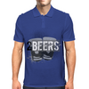 2Beers (Two Beers)  Mens Polo