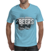 2Beers (Two Beers)  Mens T-Shirt
