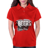 2Beers (Two Beers)  Womens Polo
