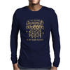 2nd Amendment Gun Permit Mens Long Sleeve T-Shirt