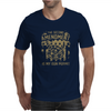 2nd Amendment Gun Permit Mens T-Shirt