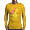 2PAC MAN PAC ARCADE RETRO HIPSTER FUNNY Mens Long Sleeve T-Shirt