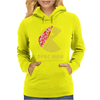 2PAC MAN PAC ARCADE RETRO HIPSTER FUNNY Womens Hoodie