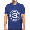 3 Doors Down Rock Mens Polo