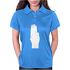 3 Finger Salute Womens Polo