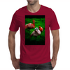 3 Pink Flamingos Mens T-Shirt