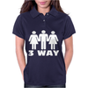 3 WAY Womens Polo