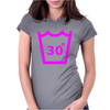 30 degree Womens Fitted T-Shirt