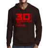 30 Seconds To Mars Mens Hoodie