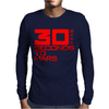 30 Seconds To Mars Mens Long Sleeve T-Shirt