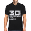 30 Seconds To Mars Mens Polo