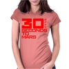 30 Seconds To Mars Womens Fitted T-Shirt