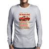 30 Year Old Aston Martin Funny Quote Ideal Birthday Gift Mens Long Sleeve T-Shirt