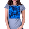 3002 Design  Womens Fitted T-Shirt