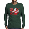 30th Anniversary - Ghostbuster Mens Long Sleeve T-Shirt