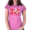 30th Anniversary - Ghostbuster Womens Fitted T-Shirt
