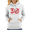 30th Anniversary - Ghostbuster Womens Hoodie