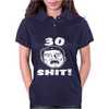 30th Birthday Womens Polo
