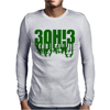 3OH!3 Mens Long Sleeve T-Shirt