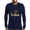 4 Wheeling Idiots Mens Long Sleeve T-Shirt
