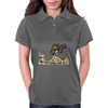4 Wheeling Idiots Womens Polo