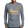 40 Oz. Mens Long Sleeve T-Shirt