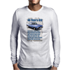 40 Year Old Ford Capri, Funny Quote Ideal Birthday Gift Present Mens Long Sleeve T-Shirt