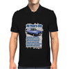40 Year Old Ford Capri, Funny Quote Ideal Birthday Gift Present Mens Polo