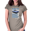 40 Year Old Ford Capri, Funny Quote Ideal Birthday Gift Present Womens Fitted T-Shirt