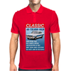 40 Year Old Ford Escort Funny Quote Ideal Birthday Present Mens Polo