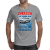 40 Year Old Ford Escort Funny Quote Ideal Birthday Present Mens T-Shirt