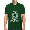 40th Birthday Mens Polo